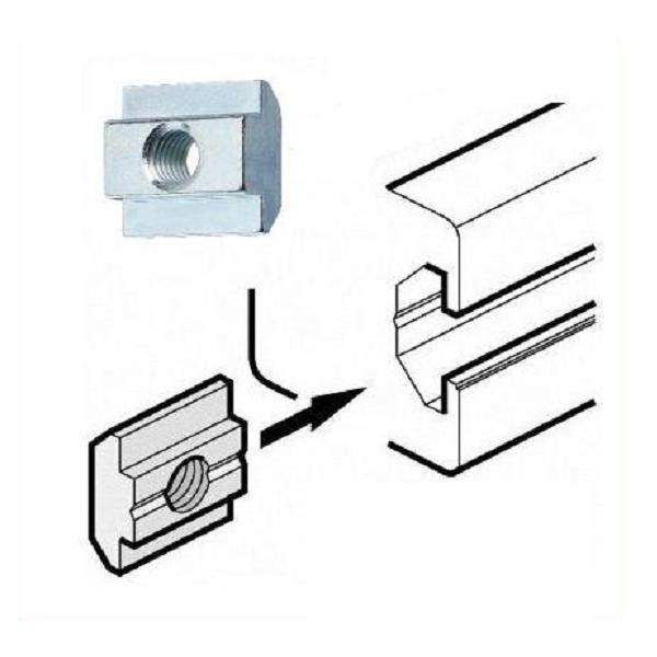 profil aluminium exmachina shop. Black Bedroom Furniture Sets. Home Design Ideas